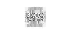 Kioto Solar Logo