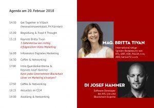 Event Digitales Marketing, Competence Circle Marketing